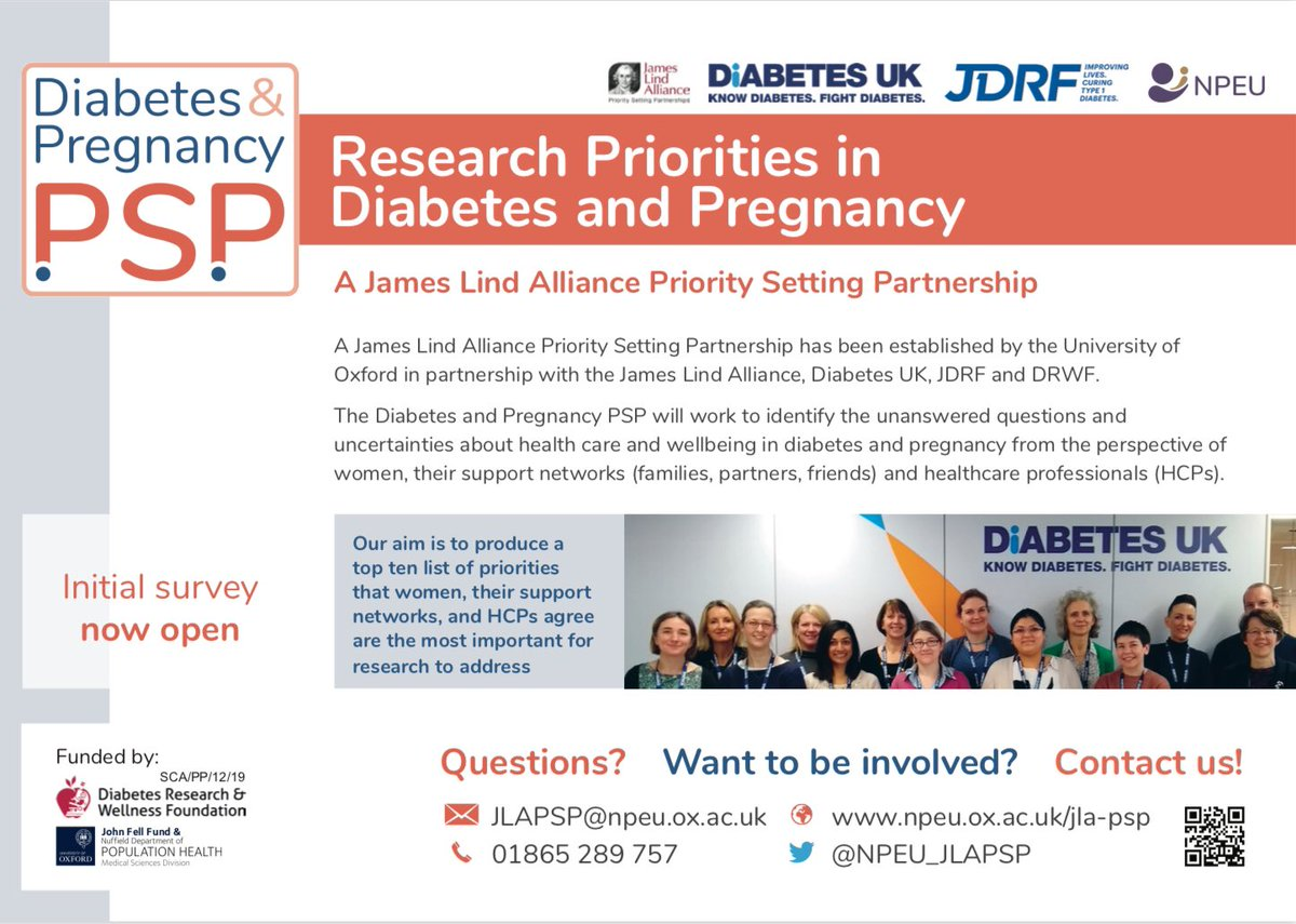 test Twitter Media - Finding Priorities for Research in Diabetes and Pregnancy – can you help? Please visit https://t.co/BVBfjdEQXi for further details. #type1diabetes #t1d #makechange #support #diabuddies #awareness #research #pregnancy #type2 #diabetes https://t.co/QUGLzRd1UD