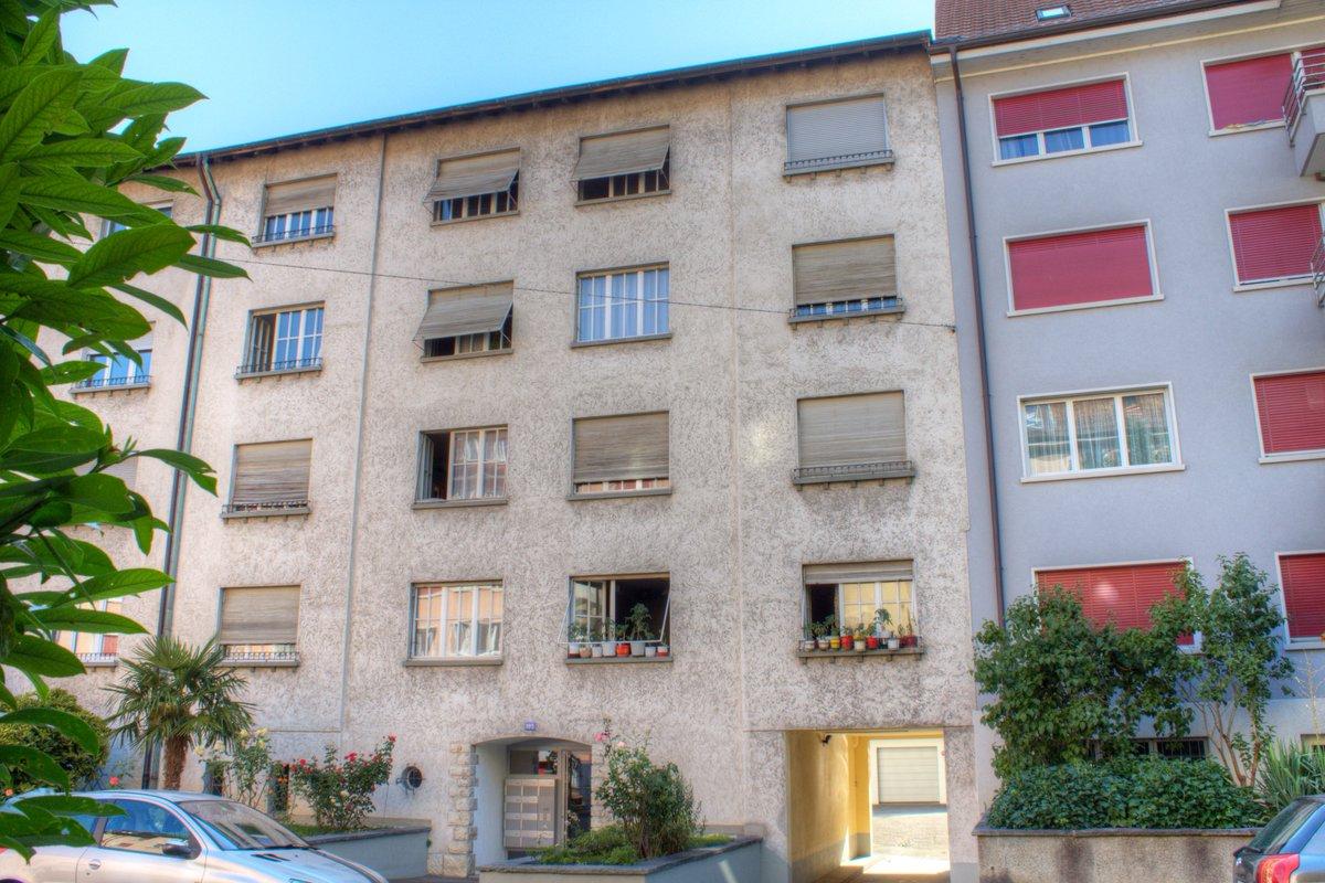 NEU IM VERKAUF IN #Basel   Mehrfamilienhaus mit 8 Mietwohnungen – Kauf im Bieterverfahren   https://t.co/NDXCWeSTGL https://t.co/uf8ZMYJrAZ