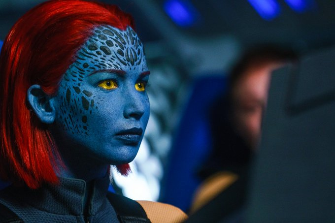 Mutant and proud. Happy birthday Jennifer Lawrence!