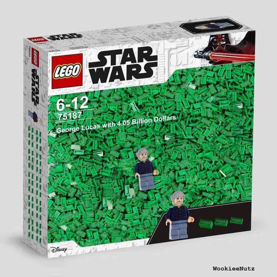 A Star Wars LEGO-gyűjteményemből leginkább hiányzó készlet. https://t.co/ns3kiyfjga