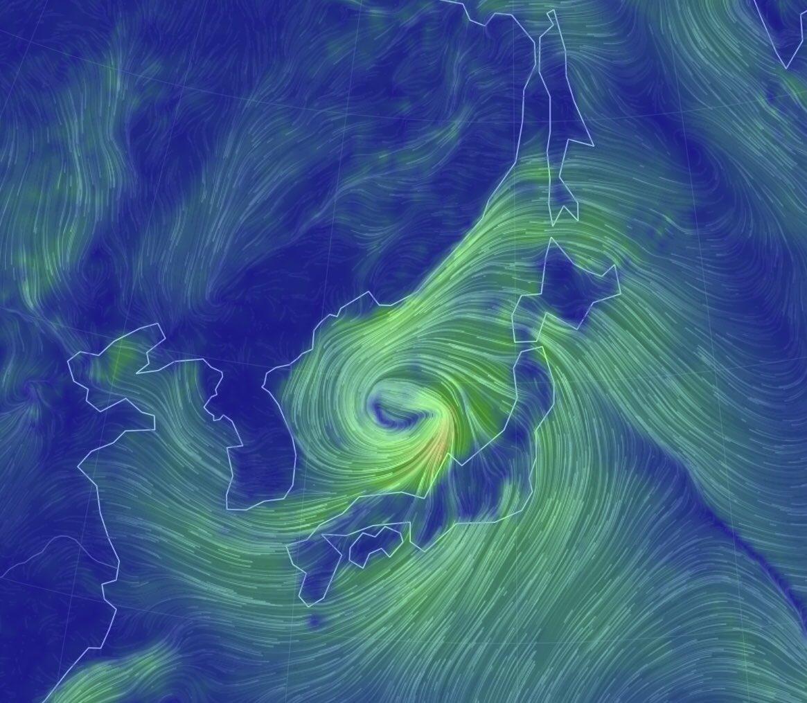 test ツイッターメディア - 台風第10号情報     気象庁/JTWC/earth https://t.co/xVbu62KW1B