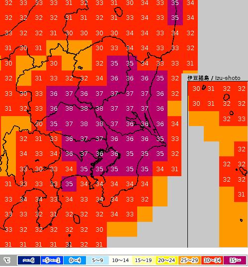 test ツイッターメディア - 関東は酷い暑さになります. 明日17日の最高気温は熊谷・さいたま38℃,東京都心・前橋・水戸・土浦・甲府37℃,横浜・宇都宮・小田原・秩父・福島・京都36℃など,特に関東平野で高温の予報.熱中症の危険度が高まります.暑さを我慢せずに必ず適切な暑さ対策をして,どうか安全にお過ごし下さい. https://t.co/grz1owuoZ2