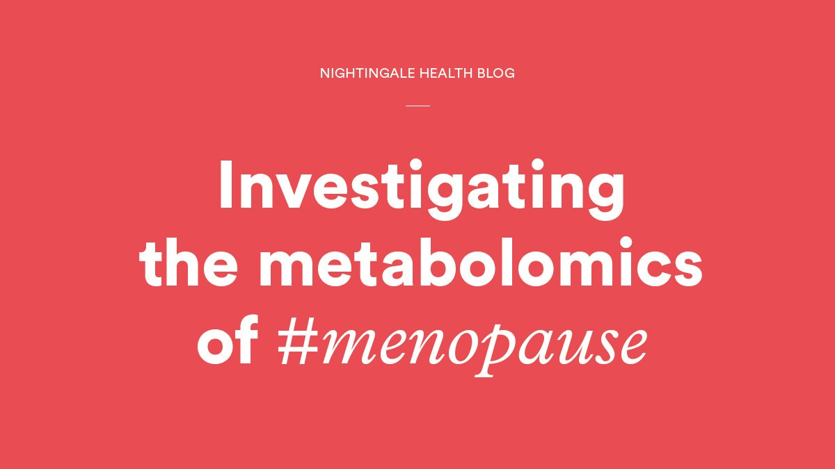 test Twitter Media - #research shows #menopause makes women more vulnerable to #diabetes, #heartdiseases & strokes. However, detailed #metabolic profiling can identify high-risk people so that they can take preventive steps.  https://t.co/tfOfWfbpvO #WomensHealth #HealthTech #health #HealthForAll https://t.co/J3HgzyJYVg