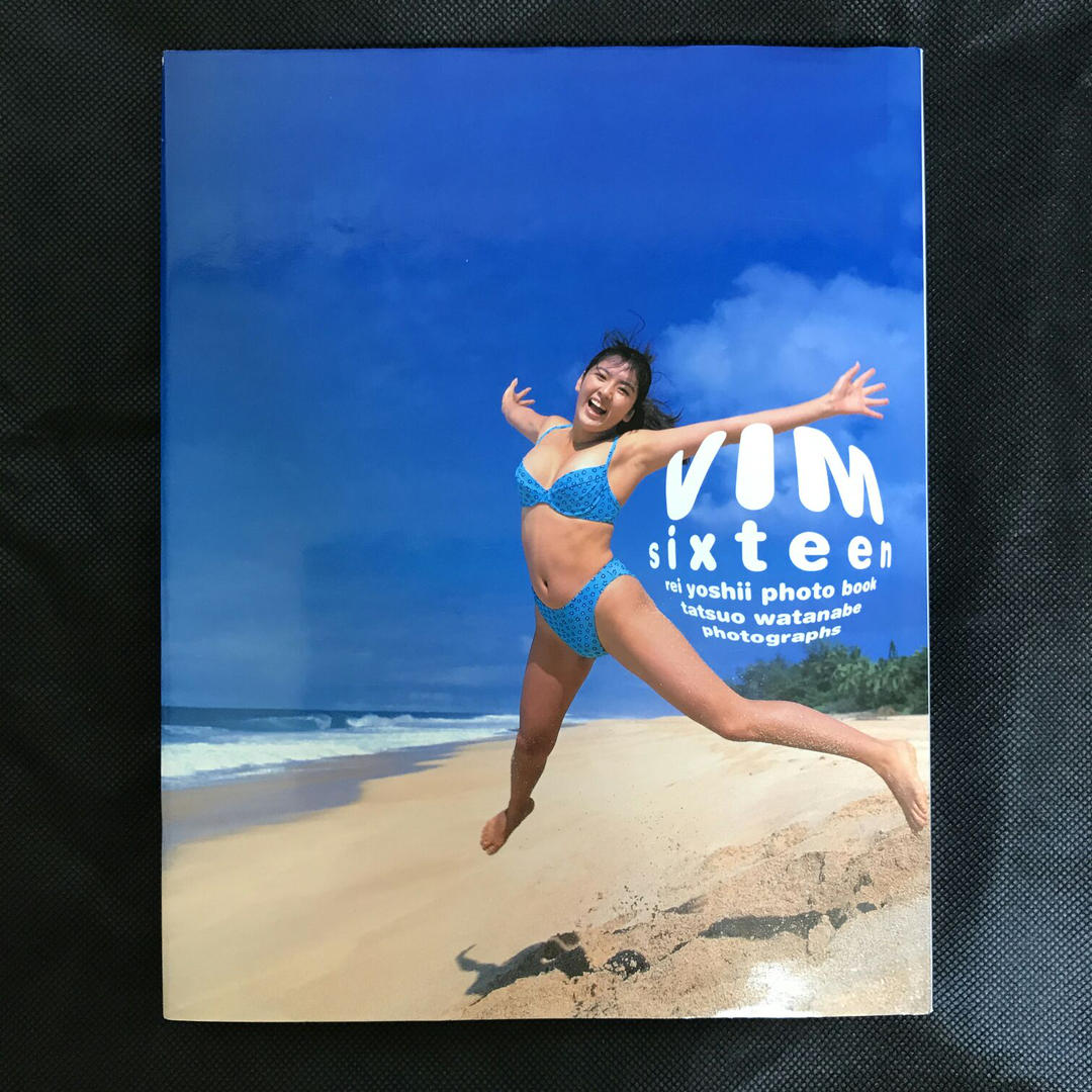 test ツイッターメディア - 吉井怜 Vim Rei Yoshii photo book Sixteen 880円(送料込み)  https://t.co/KJAbRovfM2  #メルカリ https://t.co/IpIqKlYVDg