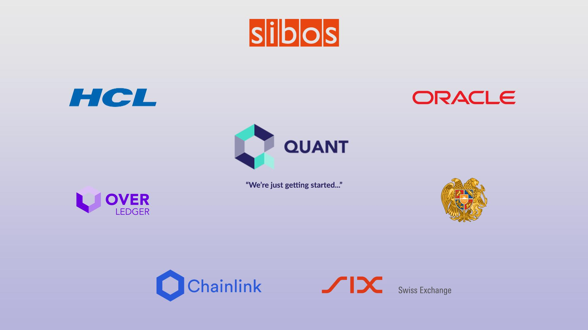 Summary - @gverdian dropped by Telegram  Attending @Sibos 2019  Upgraded to @Oracle Fintech Partner  Working with Government of Armenia in Healthcare.. WHISE?😏  @hcltech exploring #overledger tech  Open to working with @chainlink  Met with @sixgroup  🚀  #blockchain #DLT #crypto https://t.co/OlEc0TqPYP