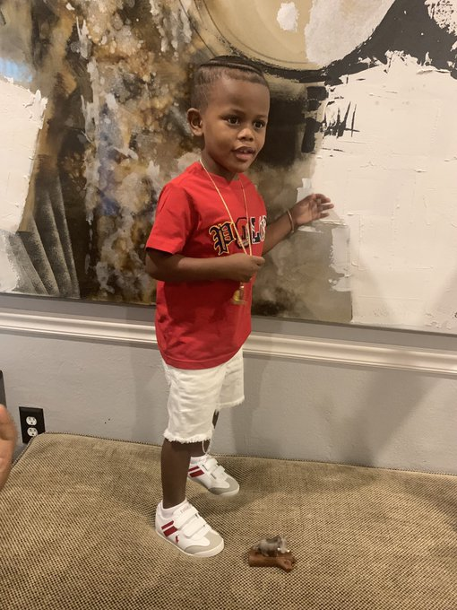 Happy birthday to my big boy Chace. He turns 3 today