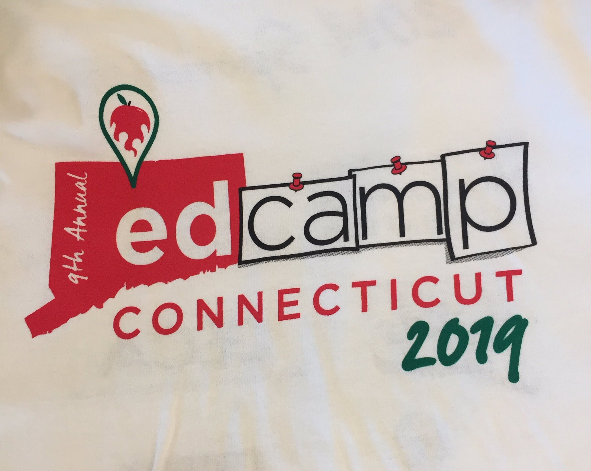 RT @3Duxdesign: Looking forward to a fun day at camp #edcampct #edcamp #schoolready https://t.co/NM2zfO9LsW
