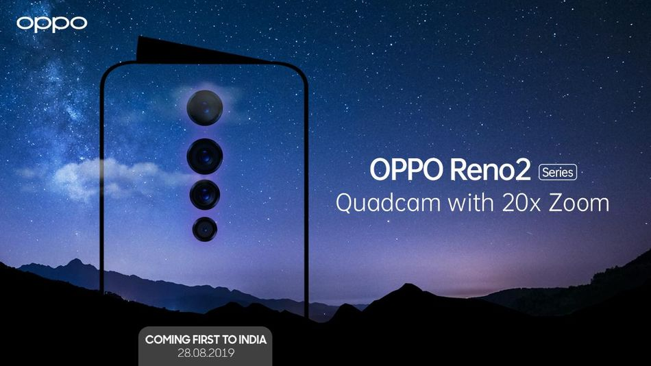 Oppo announces Reno 2 flagship with 20x