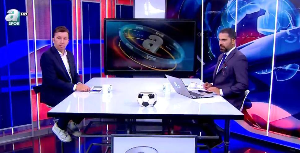 RT @asporcomtr: Mustafa Göksu ile başucu programınız #SonSayfa şimdi A Spor'da. https://t.co/hse5K5YQw8 https://t.co/UVgAiOLVrh