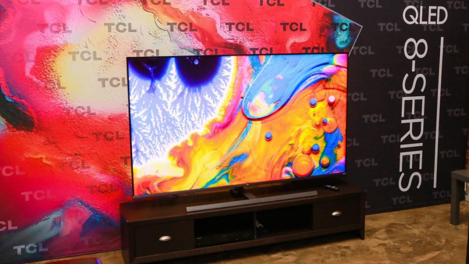 test Twitter Media - RT @fairmilewest: TCL reveals QLED TVs https://t.co/3tffq2w5rN https://t.co/JPvS8tNiDE