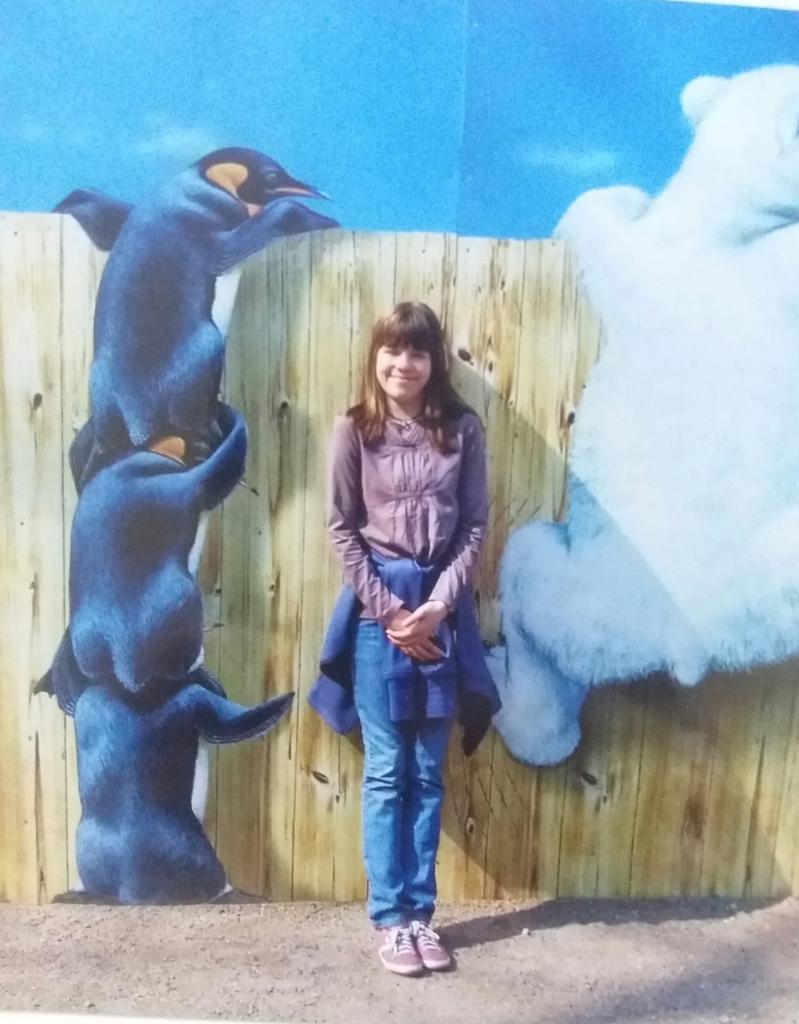 Gerade gefunden...Von 2011...da war ich 14...😱😱😂 da stand ich vor dem damals noch unfertigen Eismeer... https://t.co/QHKocdA8d5