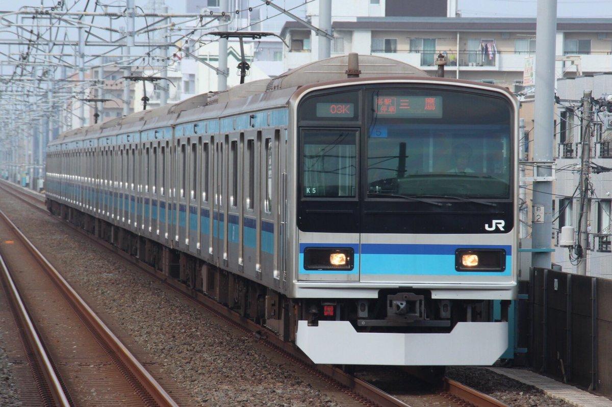test ツイッターメディア - 2019/8/16 東京メトロ東西線南行徳駅 E231系800番台K5編成 05系26F 同42F 帰りついでに。 #ヨッシー撮影目録 https://t.co/h4odXdaxn4