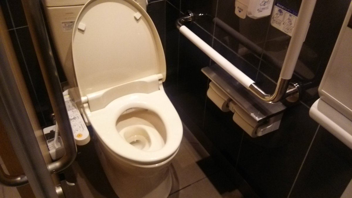 test ツイッターメディア - 福岡県糟屋郡新宮町のマクドナルド3号線新宮店の男性用トイレです。洋式便器はピュアレストQR(CS220B)を使用しています。 https://t.co/GtUBIKJZIW