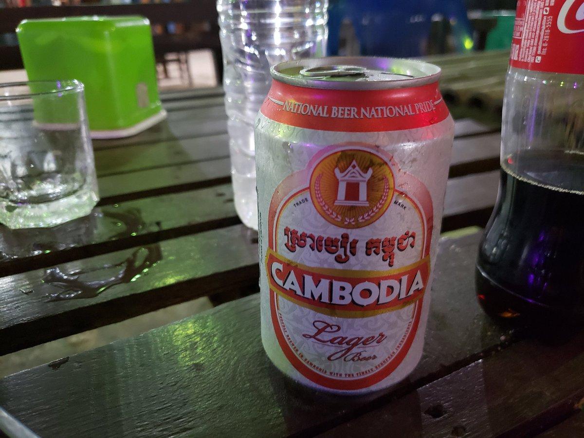 test ツイッターメディア - 今、カンボジアの国境の町オスマックにいるけど  飯はうまい!! ただ夜は出歩かない方がいい気がする ATM探そうと思ったけど朝にしとく  一応バーツが使えるみたいだからご飯食べたけどビールとご飯とコーラで100バーツって言われた 高い気がする タイだったら同じ食事で70バーツくらいだと思う https://t.co/PGoYubpuBp