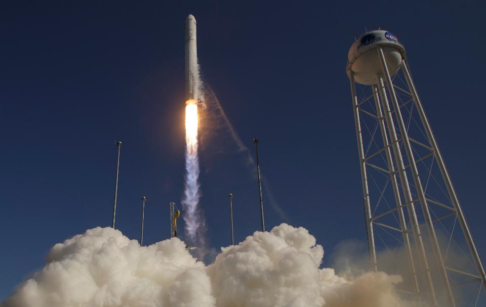 RT @Forbes: This new company aims to make it easier for small satellites to take off: