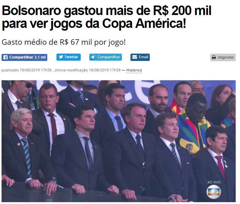 Acabou a mamata https://t.co/XZXq5kGNZl