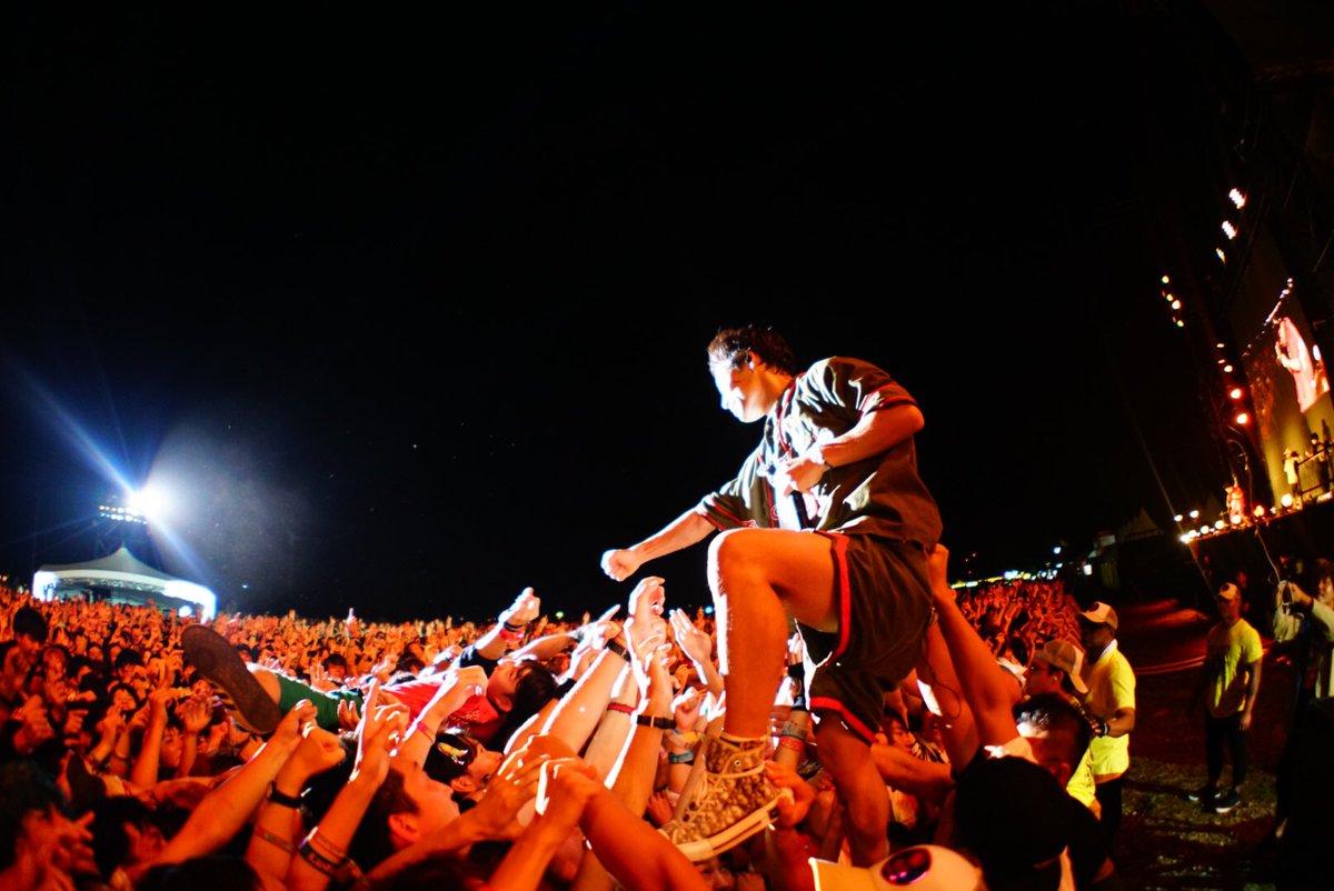 test ツイッターメディア - RSR遅い時間にも関わらず集まってくれてありがとうございました!!最高のフェス!!来週は香川モンバスへ!! #UVERworld #RSR #RSR19 #UVER #ウーバーワールド #ウーバー https://t.co/oCqKZetBod