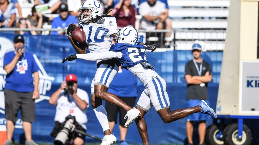 @Reece_JMM Hang in there, 1️⃣0️⃣  Next year is your year  #Colts #ColtsStrong #BleedBlue https://t.co/QU5pzX33IS