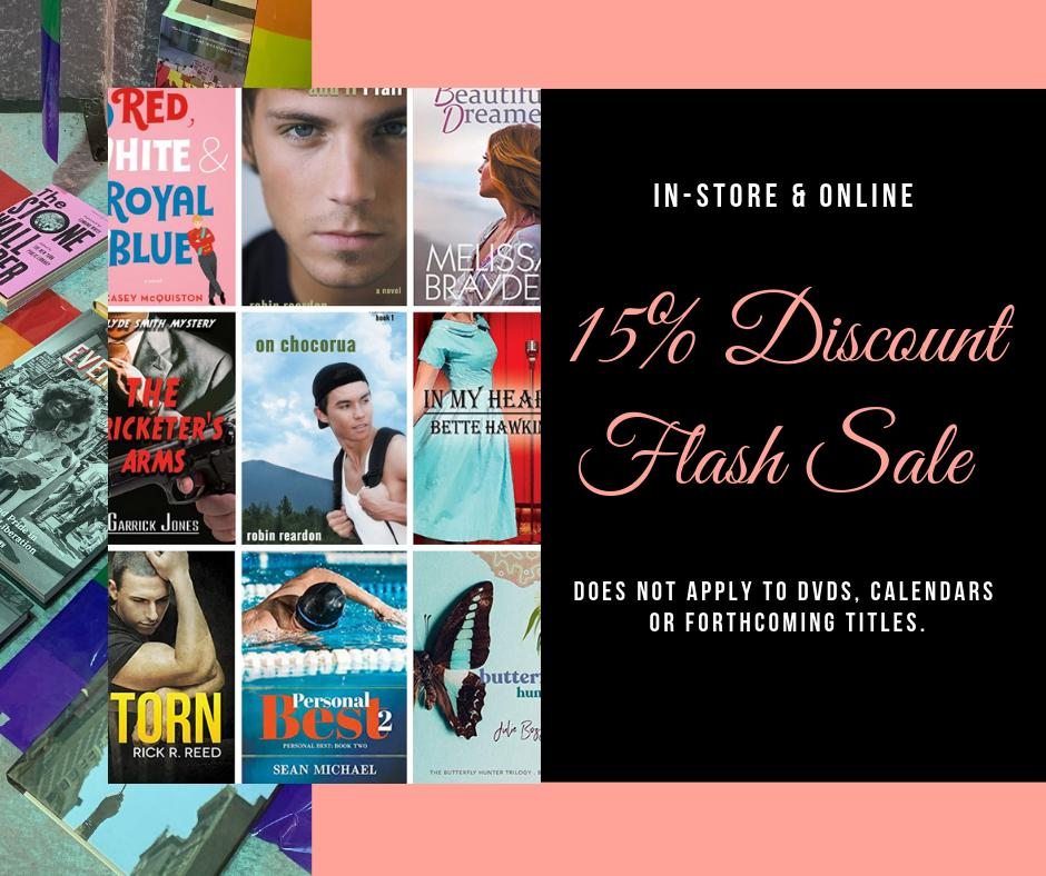 15% Discount Flash Sale! - https://t.co/Sglu5D5mgW https://t.co/yZSEqEKOXi