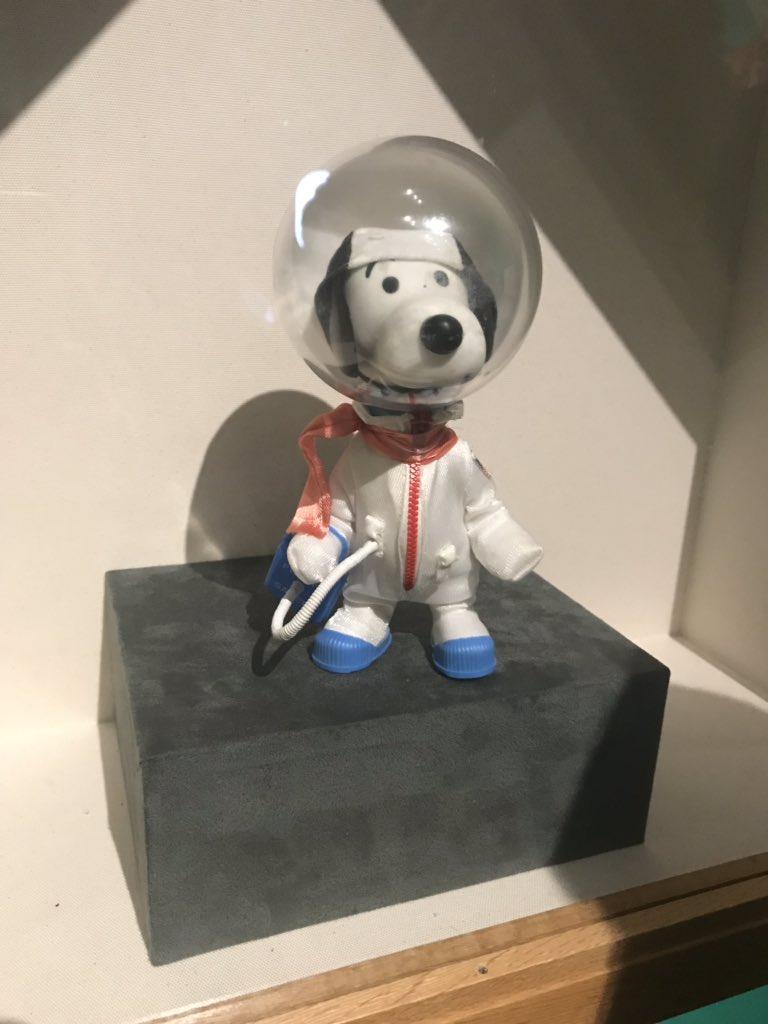 test ツイッターメディア - スヌーピーミュージアム展。 可愛いピエ(●´∞`●) https://t.co/xdEBKIZBiw