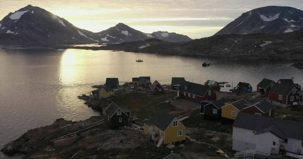 What Greenland residents told CBS News about Trump's idea to buy the island