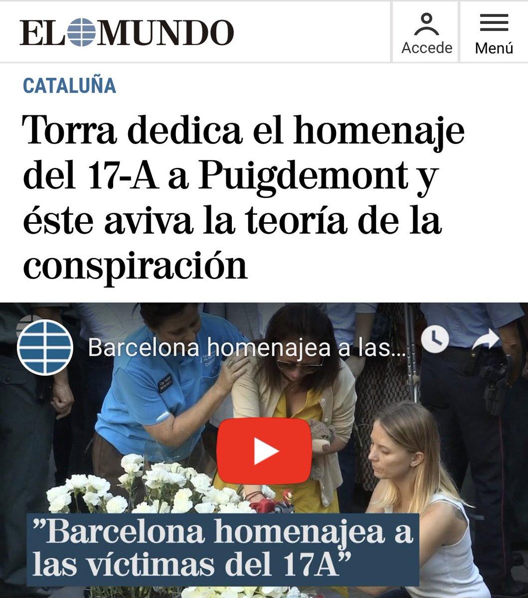 RT @rosadiezglez: Torra y Puigdemont, ni respeto ni vergüenza. https://t.co/nj5rFHPluj
