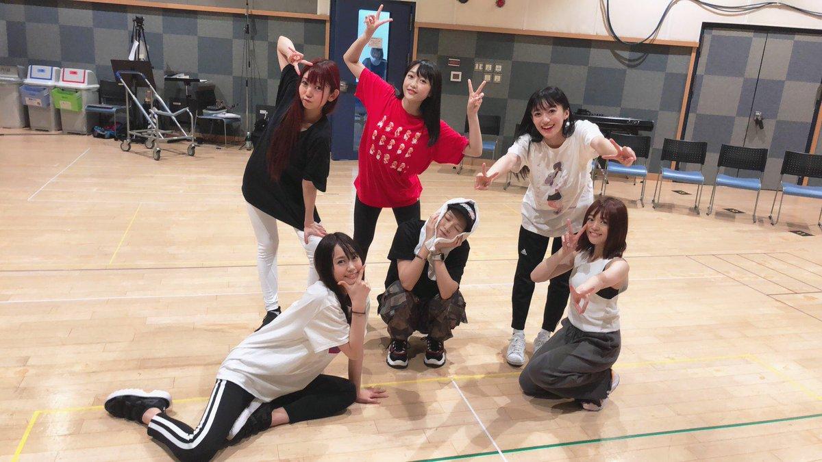 test ツイッターメディア - 本日アニサマのリハでした!やっぱり最高の祭典です💓今回もたくさん遊ばせていただきますよ😏✨三日間とも楽しいことエモいことづくしで、全日程全通したいくらい😂💓(笑)みんなで盛り上げていきましょー!!  #アニサマ2019  #anisama https://t.co/FzObhEPuxI