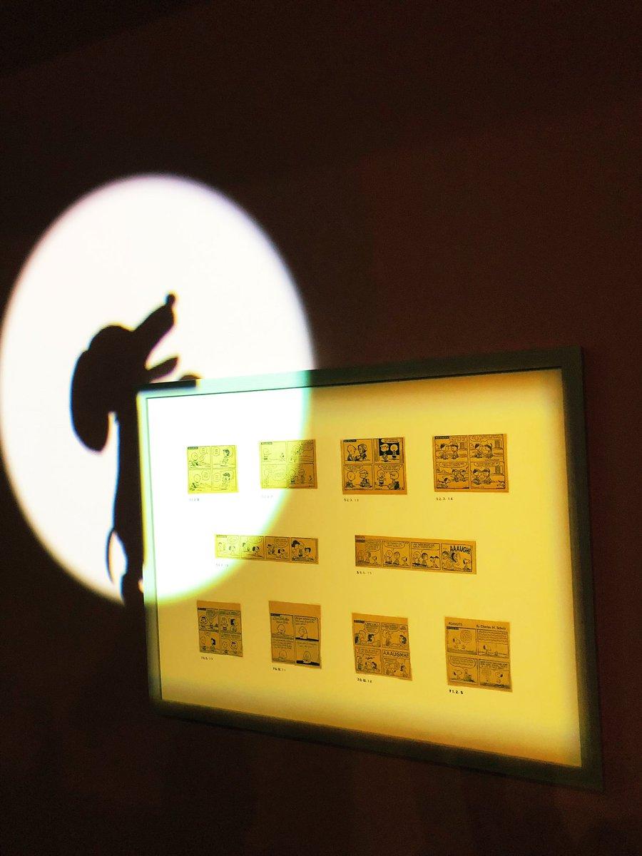 test ツイッターメディア - スヌーピー ミュージアム展行って来たー グッズ色々買っちゃったよ https://t.co/4YeporblQt