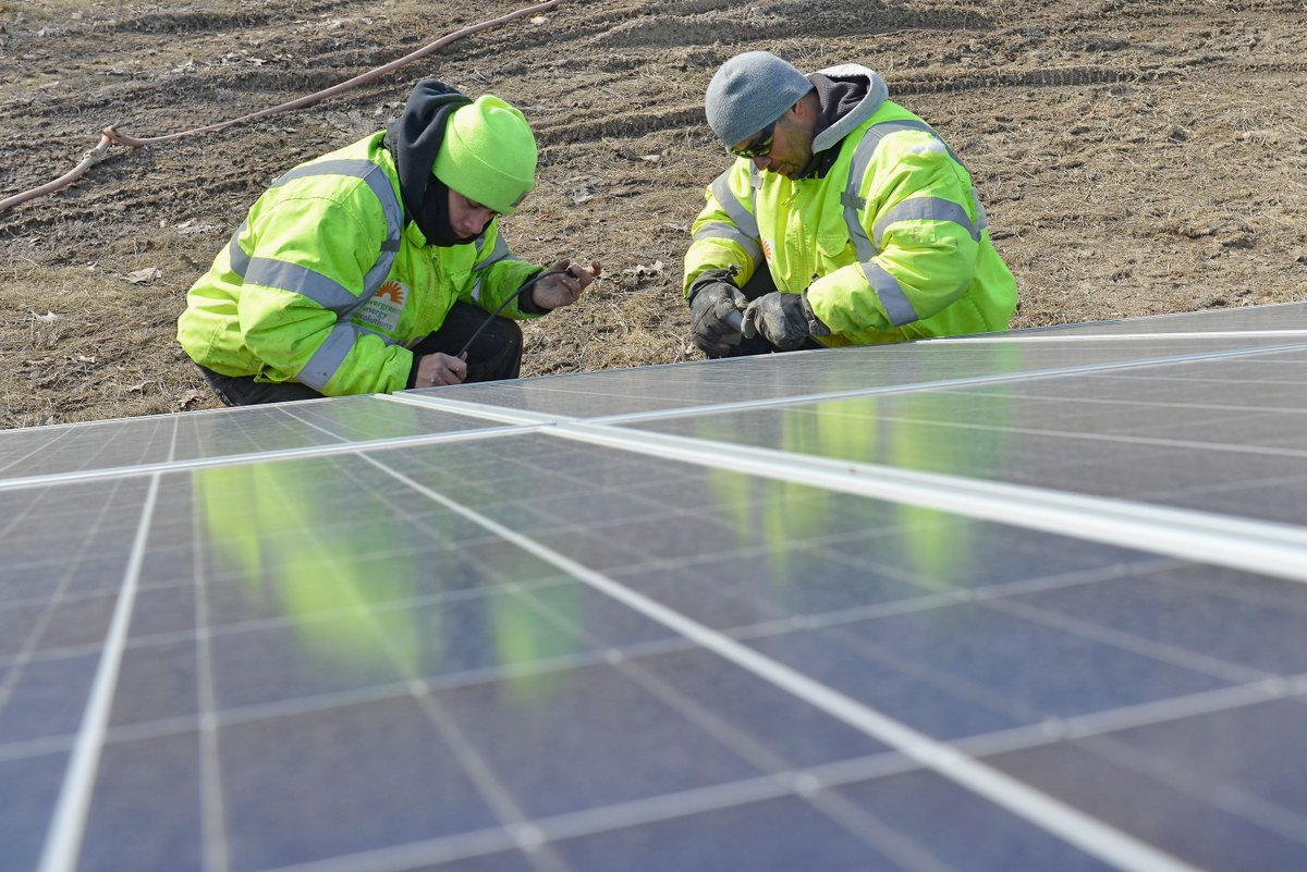 Renewable energy can generate billions of dollars in health benefits, study finds
