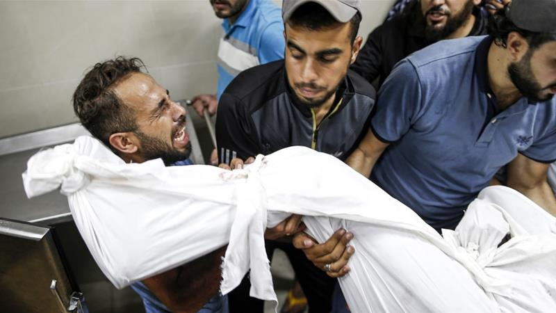 Israel kills three Palestinians in besieged Gaza Strip