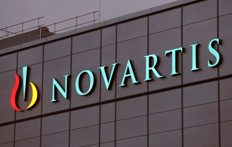 Novartis executive sold shares before drug data manipulation made public