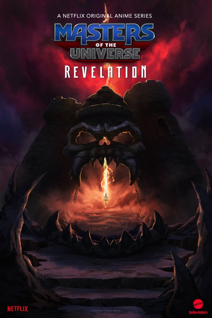test Twitter Media - Get ready for Masters of the Universe: Revelation, an animated @netflix show from @ThatKevinSmith that will pick up where the 80s show left off! #MOTU https://t.co/enQyRjGDjs