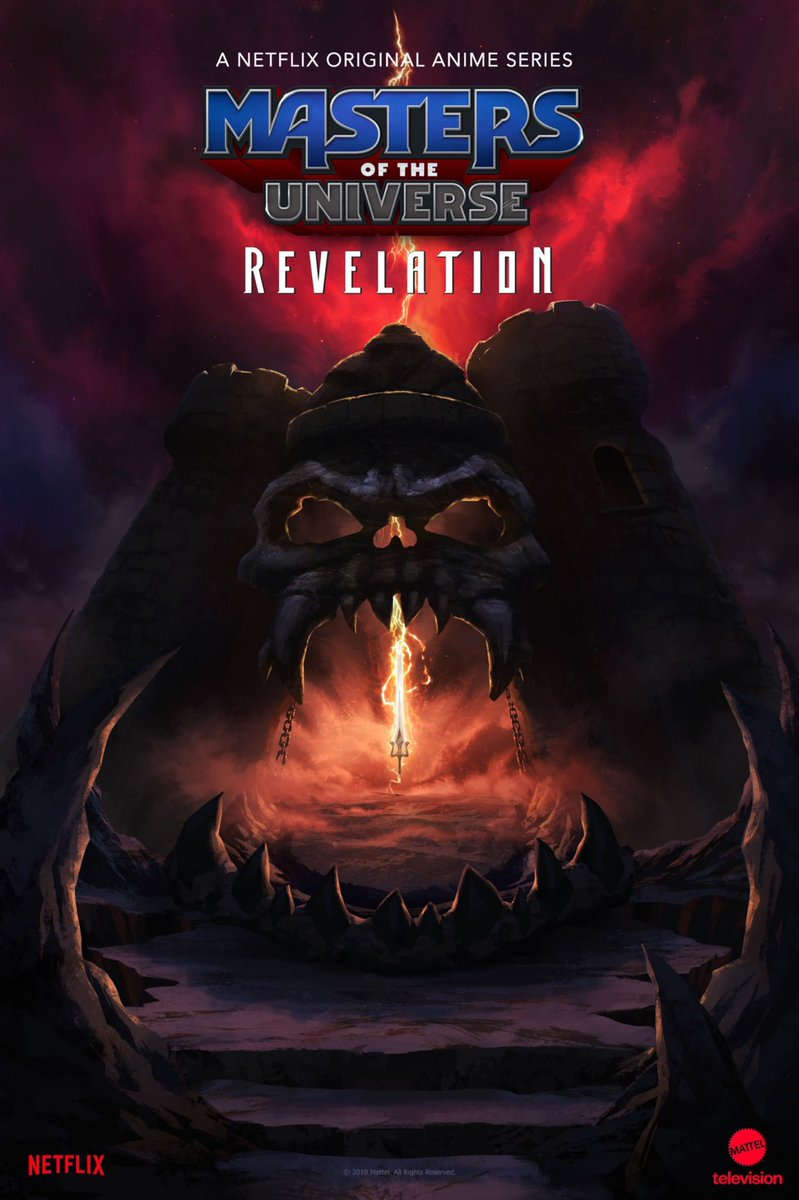test Twitter Media - The war for Eternia begins again! Superstar director Kevin Smith continues the original series' story right where it left off in Masters of the Universe: Revelation, a new series telling the epic tale of what may be He-Man and Skeletor's final battle. https://t.co/41rOXjZLtO