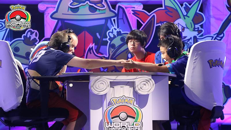 test ツイッターメディア - #ポケモンWCS2019 ゲーム部門 ジュニアディビジョン 優勝 台湾代表 Pi Wu 選手  レックウザと共に勝ち取ったこの一戦🏆 ゲーム部門での台湾代表選手の優勝は史上初です❗ https://t.co/3dn8LySlbg