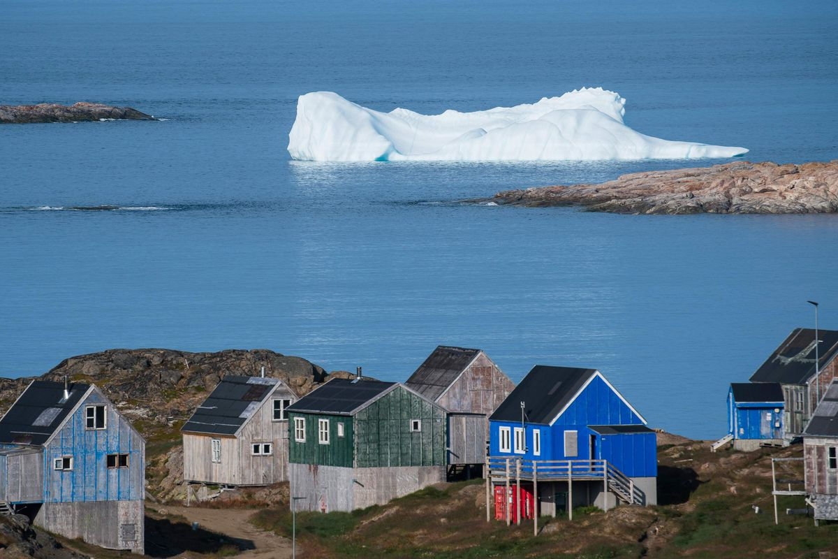 Trump's idea of selling Greenland to U.S. is absurd, Danish prime minister says