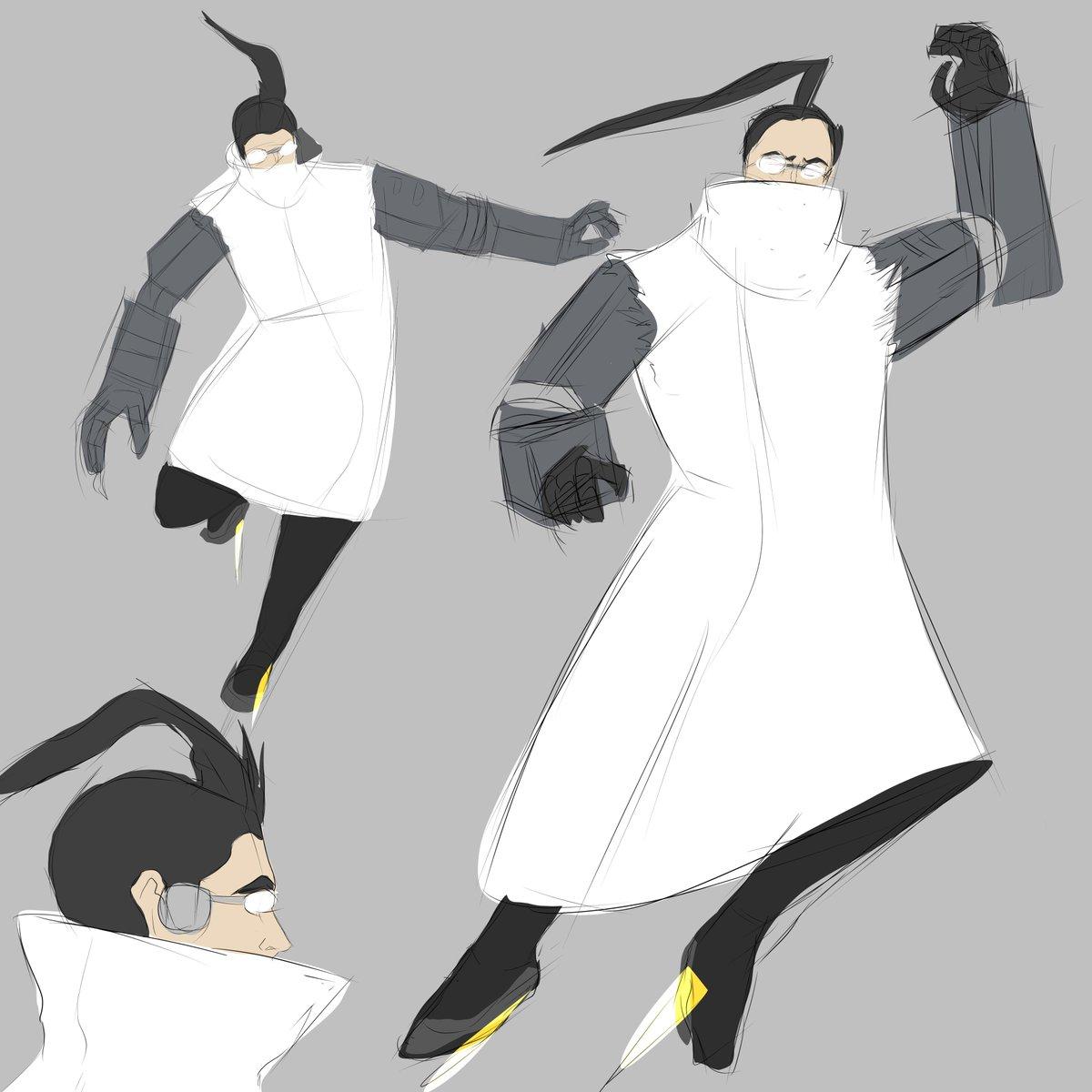 HES NOW IN COLOR #ProfessorMembrane #InvaderZim #EnterTheFlorpus https://t.co/cMuUq5UZp2