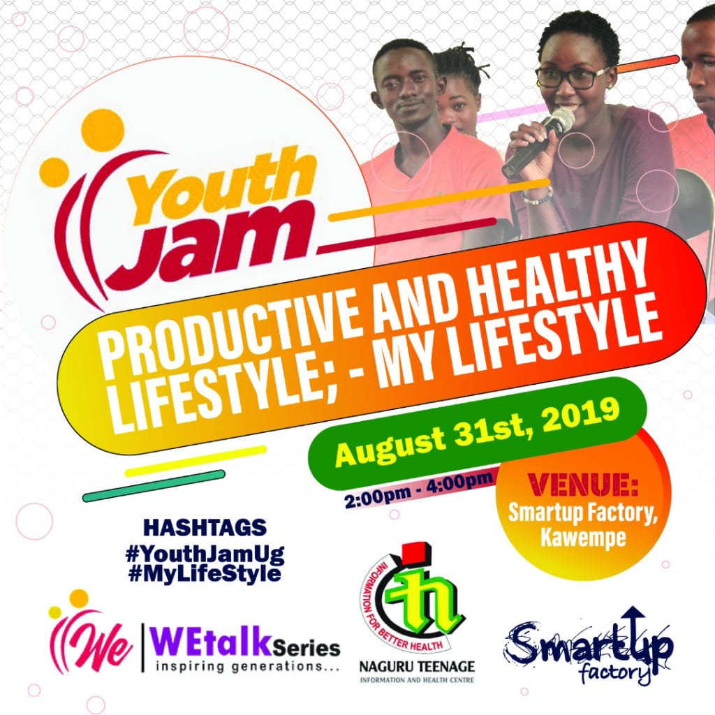 RT @atrevor34: Coming soon! #YouthJamUg #MyLifeStyle https://t.co/JA6iLBhvtE