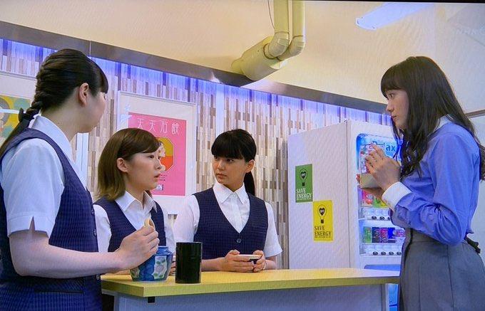 test ツイッターメディア - 松井愛莉さん、背高すぎてほかの女の人と話すときちょっと猫背になっちゃってるの好きすぎる。 https://t.co/iELRABDvYg
