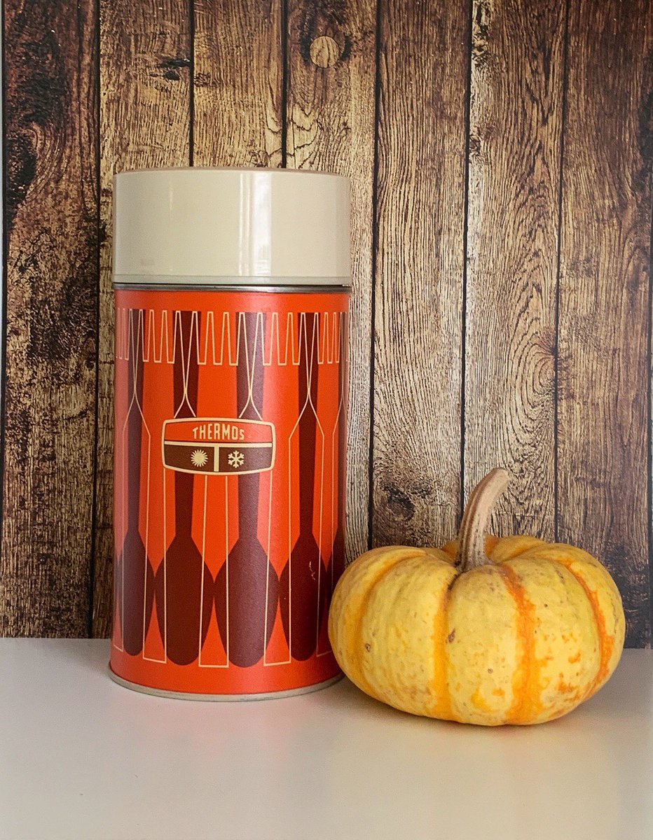 test Twitter Media - Vintage Retro Mod 1971 King Seeley Thermos, Orange, Pint Size, Camping Decor, Fall Decor #etsy #housewares #outdoor #gardendecor #birthday #fathersday #orange #beige #retrokitchen #midcenturymodern https://t.co/wMASTJZXxj https://t.co/sCZd0VxDMZ