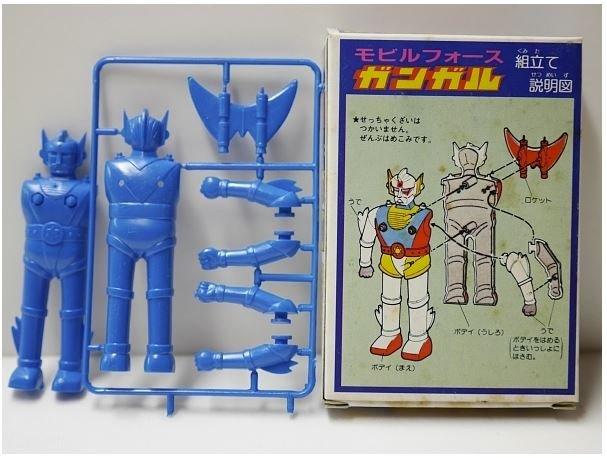 test ツイッターメディア - 東京マルイのガンガル 当時のロボットプラモデルの印象はだいたいこんなモノでした。 だからガンダムのプラモデルは衝撃だったのです。 https://t.co/l4DpC3lCyZ