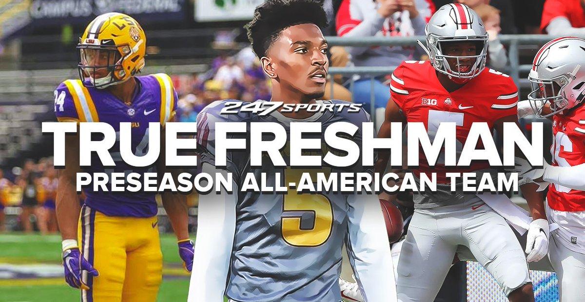 test Twitter Media - Just announced: The 247Sports Preseason True Freshman All-American Team for 2019 https://t.co/f4oEUj8G7Z https://t.co/xOL4vxC2HW