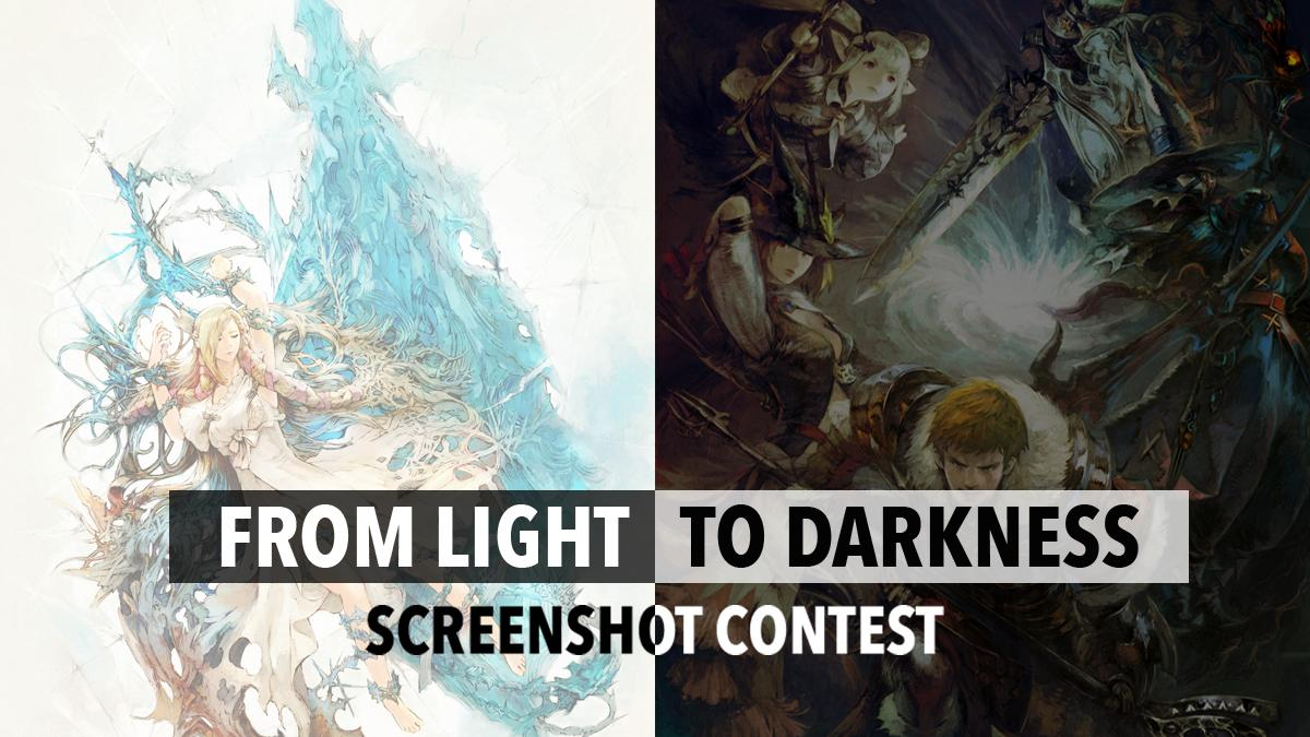 """test Twitter Media - We are happy to announce the winners of the #FFXIV """"From Light to Darkness"""" Screenshot Contest! 😍  All winner entries can be seen here 🌐 https://t.co/v5mCRDhhsH https://t.co/q8ZZiTKN5Q"""