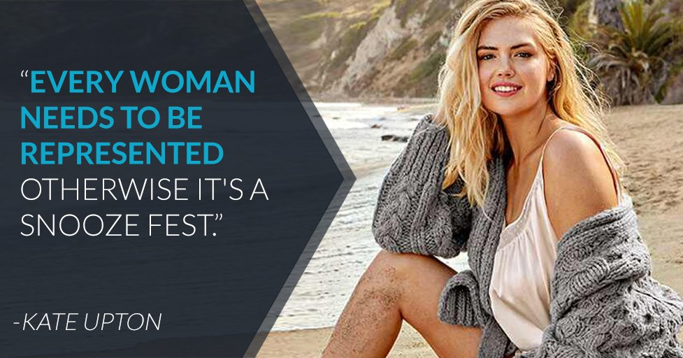 Kate Upton's response to the Victoria's Secret fashion show being canceled is