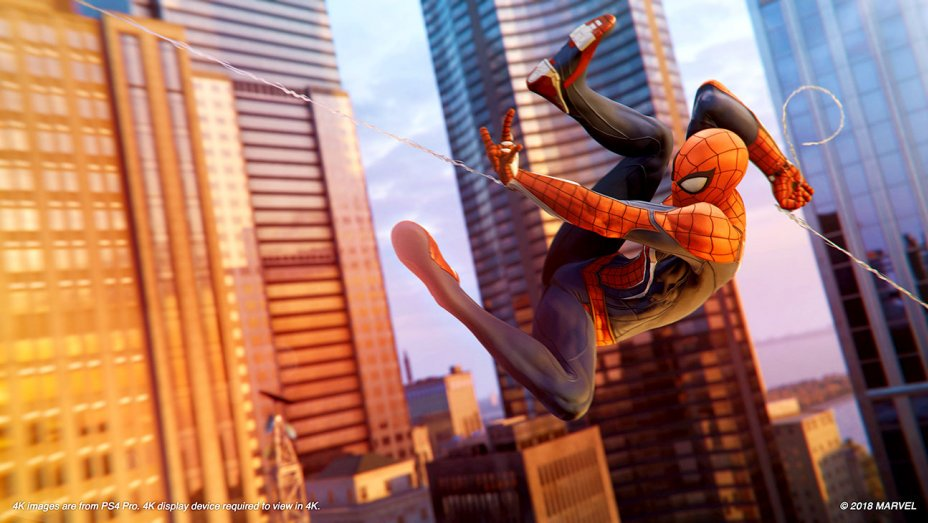 Sony acquires 'Marvel's Spider-Man' developer Insomniac Games