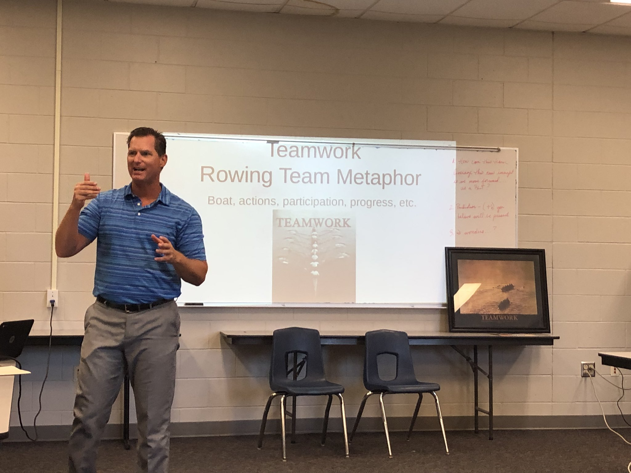 @LCHSPrincipals and BLT had a phenomenal day learning about the power of teamwork and capitalizing on our collective strengths! Thanks @CKSWoodward for the facilitation and Dr. Beyenhof for the inspiring metaphors! https://t.co/8nWAK0814T