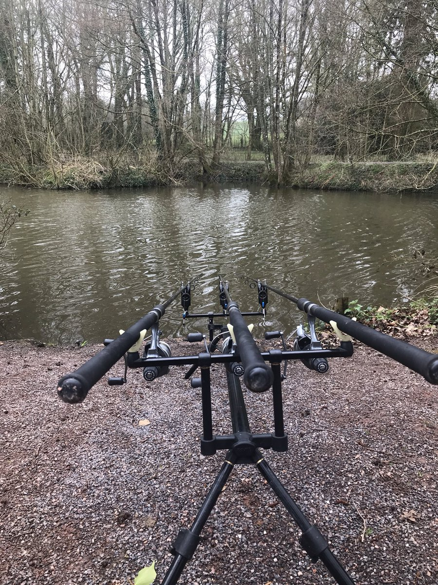 Traps👍👍👍#CarpFishing #MainlineBaits https://t.co/Ye8zYM57AC