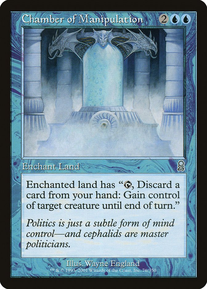 test Twitter Media - According to @edhrec this card is only in 320 decks. A lil' 💎 in the rough for less than a $0.50.  #CMDR #EDH https://t.co/Q77iJLoeEA