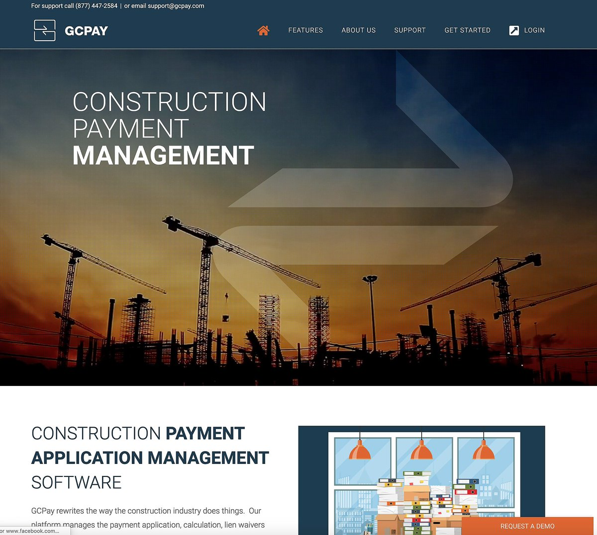 """test Twitter Media - """"There must be a better way to manage construction subcontractor payments"""". Take a look at the updated https://t.co/RPrYGsLaYt website to learn how GCPay can work for you. #CPM #contech #constructiontech #constructionpayments #subcontractorpayments https://t.co/QbnIlHV0Yw"""