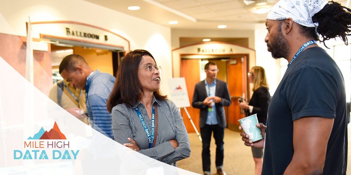 test Twitter Media - Explore the technical side of data with sessions on data transformation & visualization through the Deep Data Drive track at Mile High Data Day on Sept. 24. https://t.co/tK3KBwTYbO #MHDD19 https://t.co/KIunvZIysL
