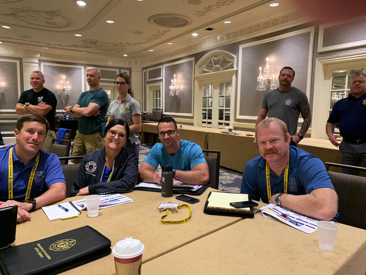 test Twitter Media - Local 43 and @PDXFire members attending the #IAFFRedmond Conference. Today getting info on the @iaffwfi and firefighter nutrition in pre-conference sessions. https://t.co/aR5WI1D5nB